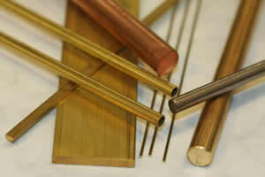 Link to Brass & Copper Metals page