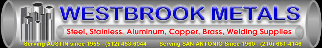 Westbrook Metals Website Banner Logo